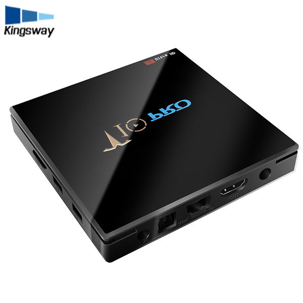 SET TOP BOX T10 PRO 64GB Android 8.1 Amlogic S905X2 Quad Core 3+32GB 4K 2.4g WIFI Smart TV BOX Media Player