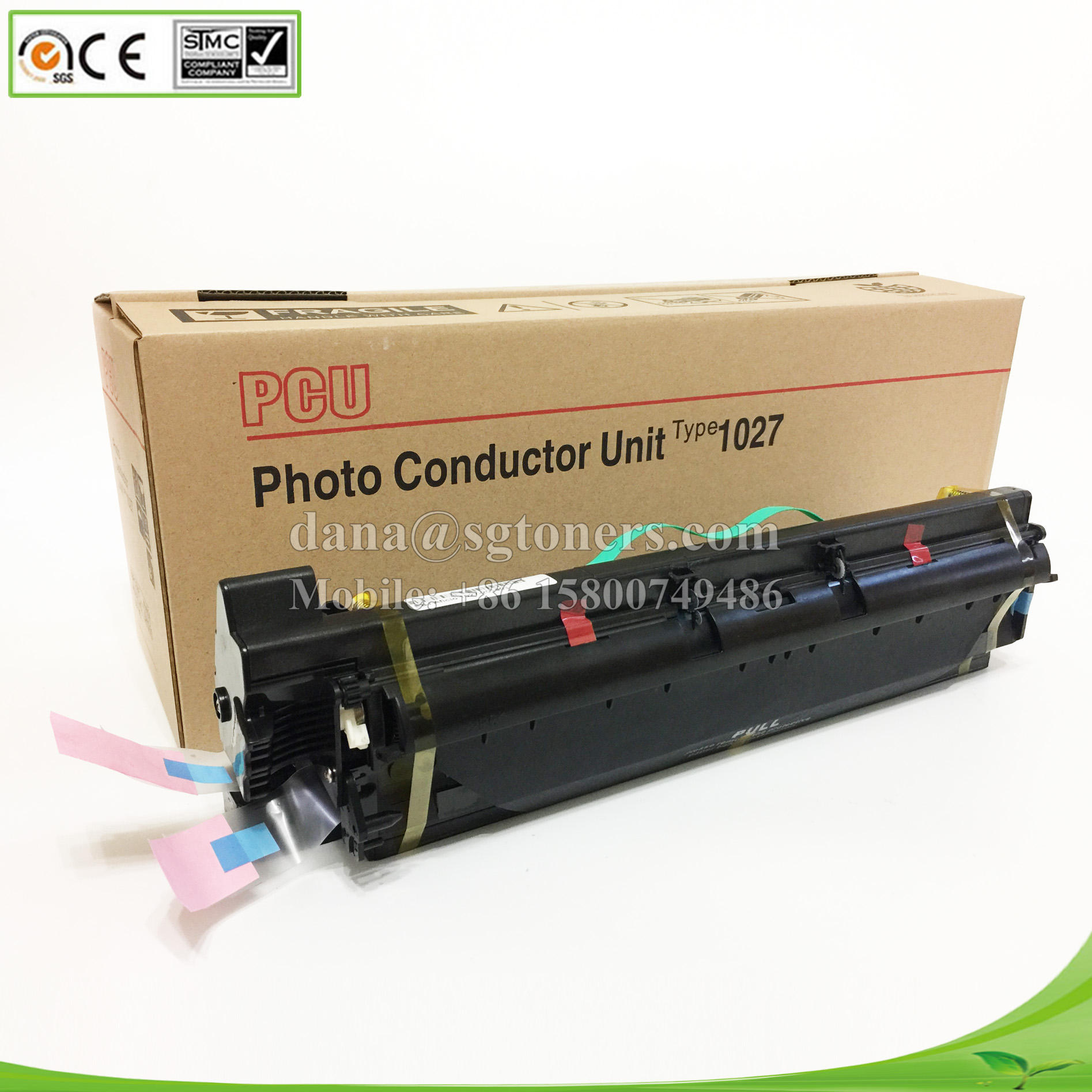 411018 untuk Ricoh Aficio AF 1022 1027 1032 2022 2027 2032 Type 1027 Drum Unit Photo Conductor Unit