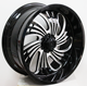High quality car modified wheel 18 inch aluminum alloy wheel for sale of china manufacturer