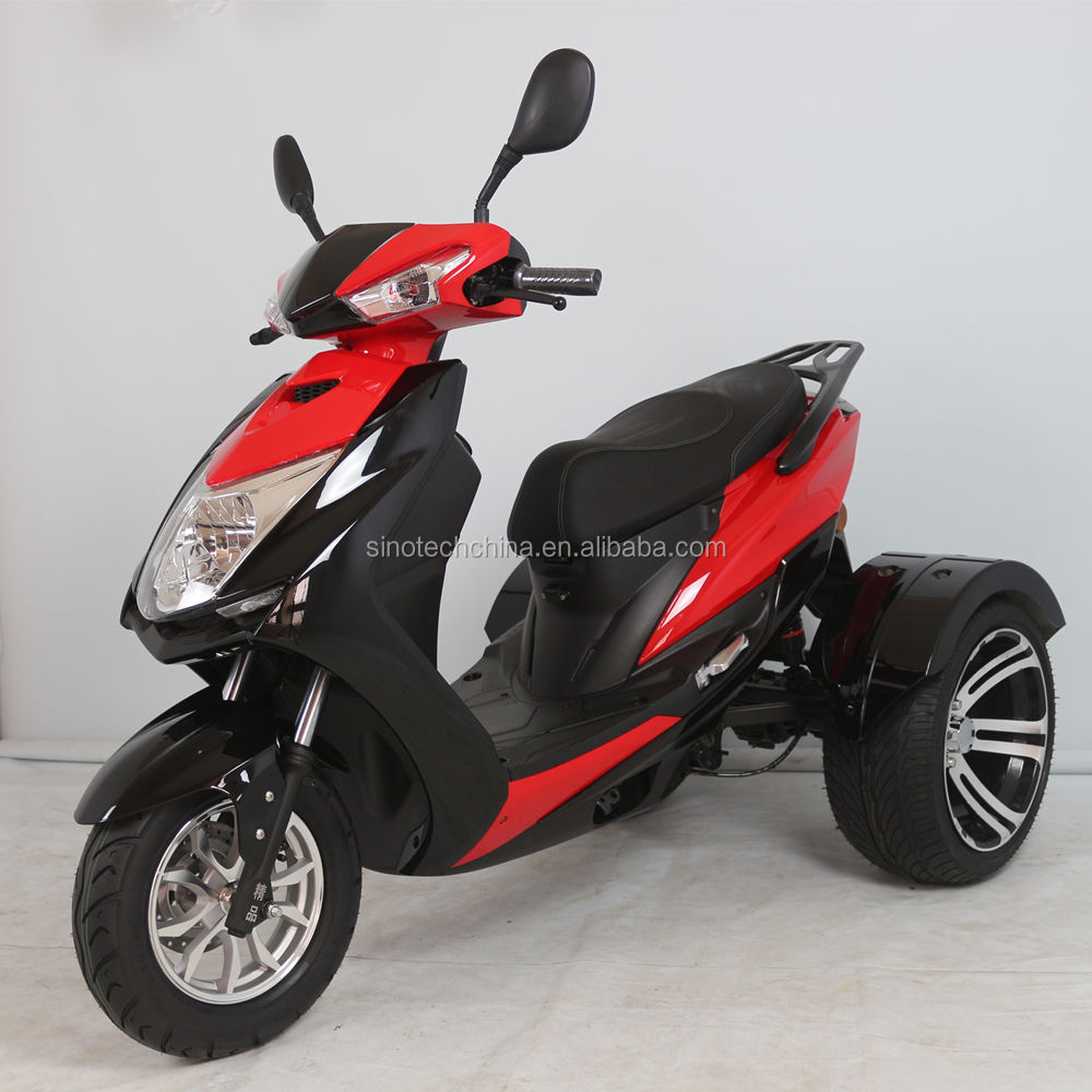 Sinotech CITWAY NEW product three wheels big tire trike atv adult tricycle 3 wheel electric scooter