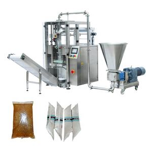 Automatic Peanut Machine Packing Machine Manufacturer High Quality Multi-functional Peanut Butter Liquid Pouch Packing Machine