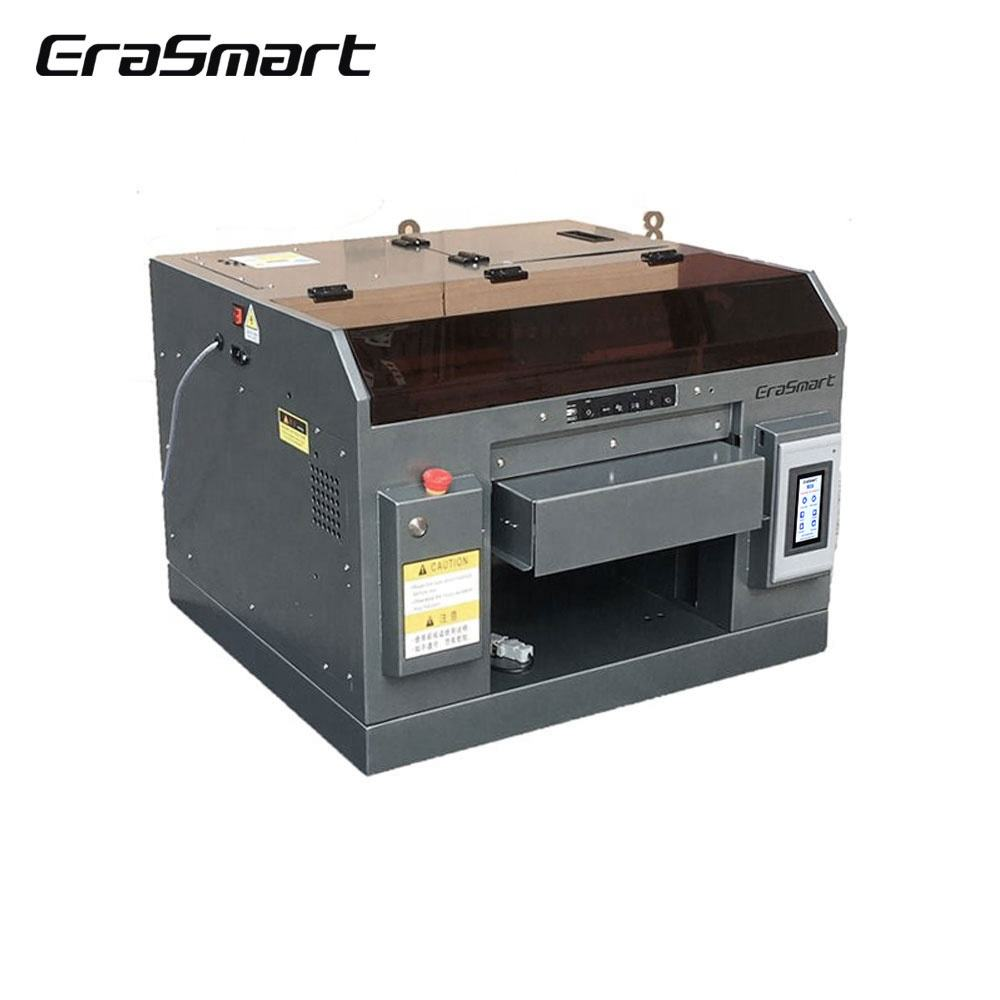 UV Plastic Printer Machine, Rotary Digital UV Label Printing Machine