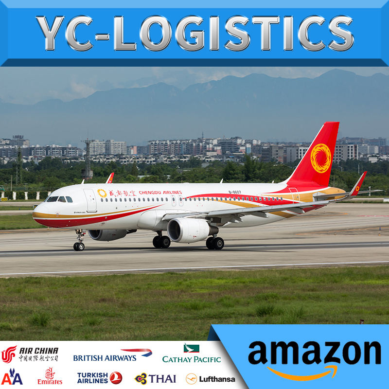 DHL 선박 대리점은 UPS express Service Amazon fba Freight 전달자 from China to usa 빛난 보고서