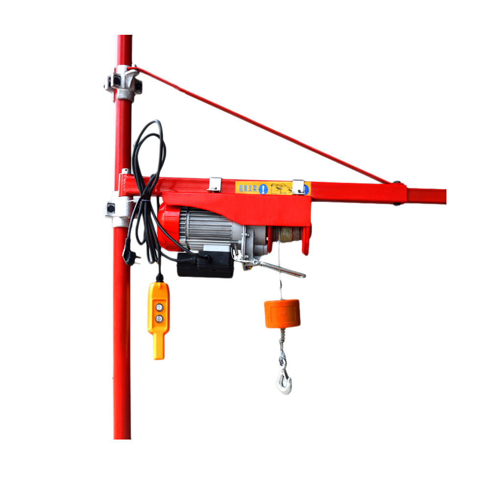 PA Hoist Stand with Model 250/500