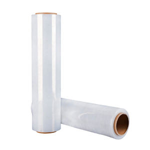 Pe hand gegossen stretchfolie spender stretch wrap film