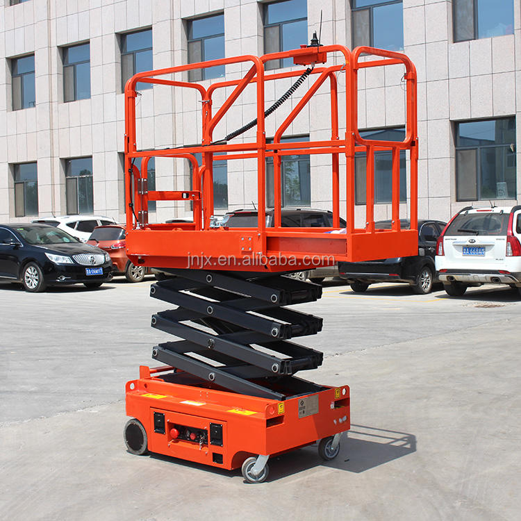 Warehouse Maintenance Mobile Hydraulic Scaffolding
