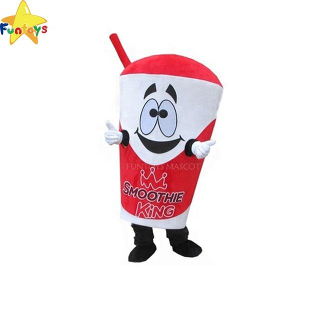 Funtoys CE hot sale items animal cup mascot costumes