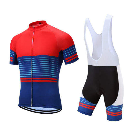 2018 Wholesale High Quality Cycling Uniforms Set