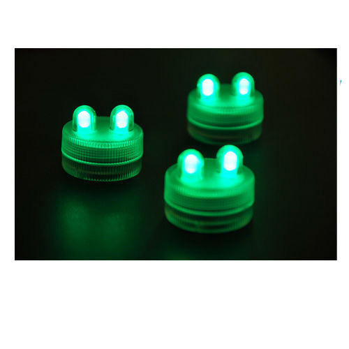 Amazon Menjual dengan Baik Mini Pesta Natal Electronic Tahan Air LED Submersible Lampu