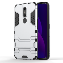 New 2019 mobile phone accessories back cover good protective ultra thin bumper phone cover for oppo F11 pro