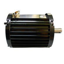 Brushless dc 15kw electric car motor dc gear motor for electric vehicles