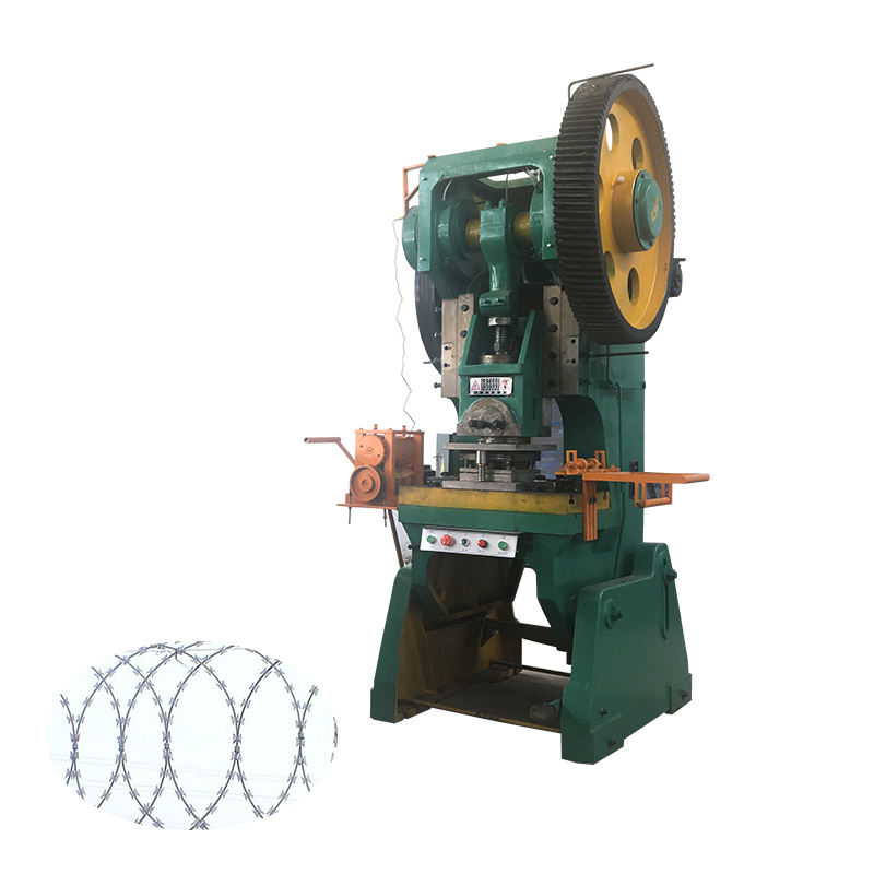 High quality factory razor barbed wire machine for sale