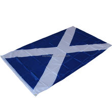 2018 world cup custom size Scotland country flag