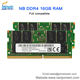 DDR4 Type memory 32gb (16gb+16gb) 2400mhz 260-pin so-dimm ram