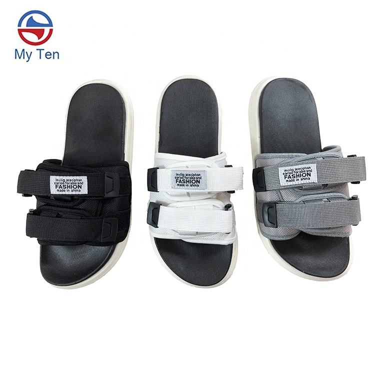 Hot Style Soft Footwear Summer Slipper Men Wholesale Rubber Slippers