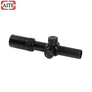 Hd Lens Waterdicht En Schokbestendig Tactical Rifle Scope 1.2-6X24 Optische Riflescope