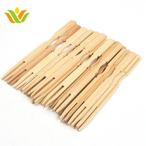 Wholesale Natural Disposable Bamboo Stick For Barbeque Fruit