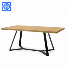Dining Wood Coffee Outdoor Office Modern Cafe Wooden Tea Table Design