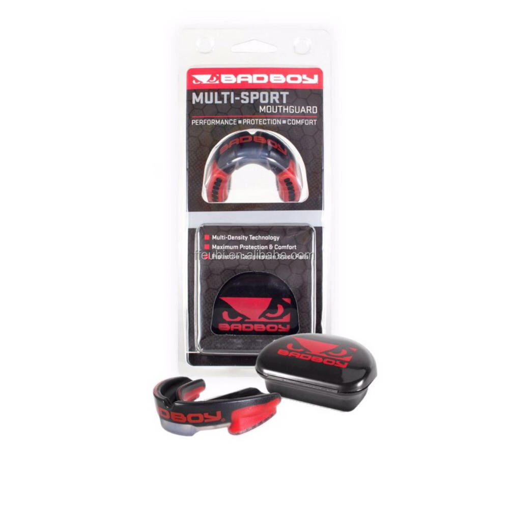 1pc shock sports mouth guard teeth protect for boxing basketball gum shield HC