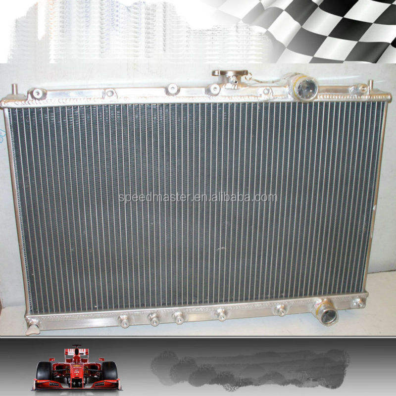 DPI2448 for 02-07 Mitsubishi Lancer 2.0L l4 New Replacement Aluminum Radiator