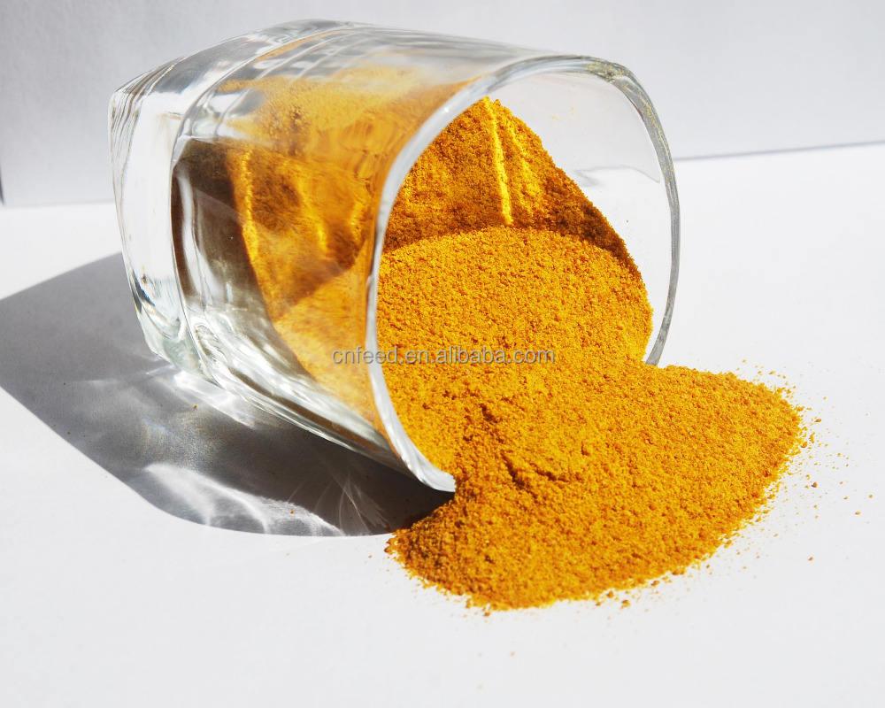 Üretim mısır gluten unu/mısır gluten unu satış Nijerya ve Hindistan pazarı için