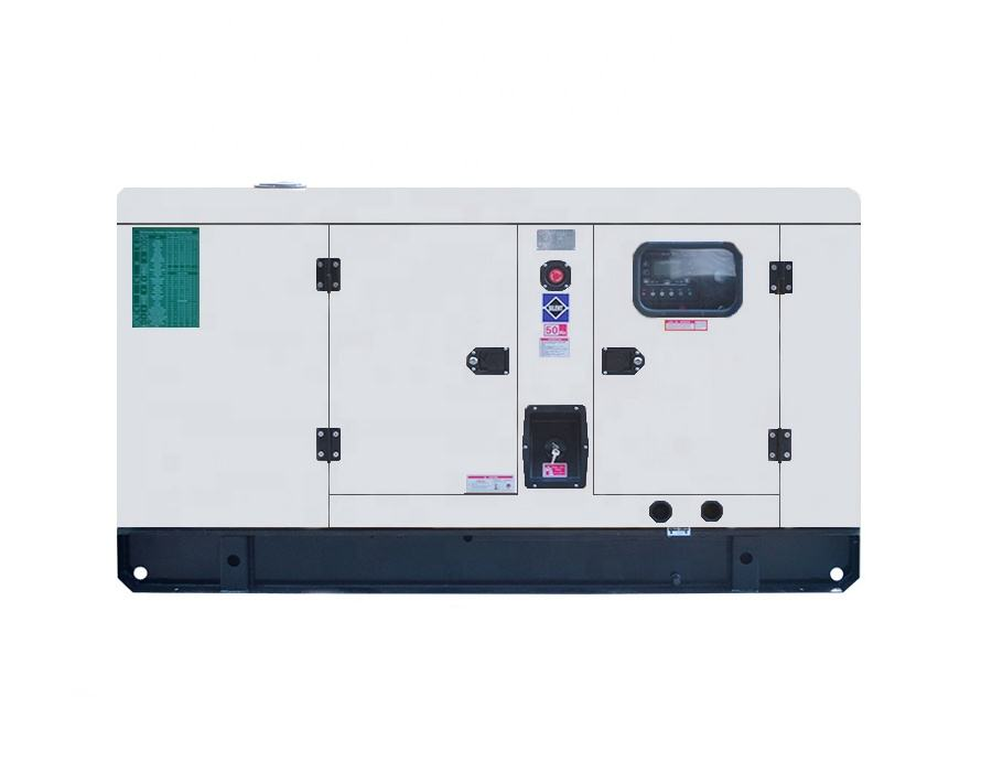 Factory Price 50kw 60kva power plant soundproof diesel generator 60 kva on sale