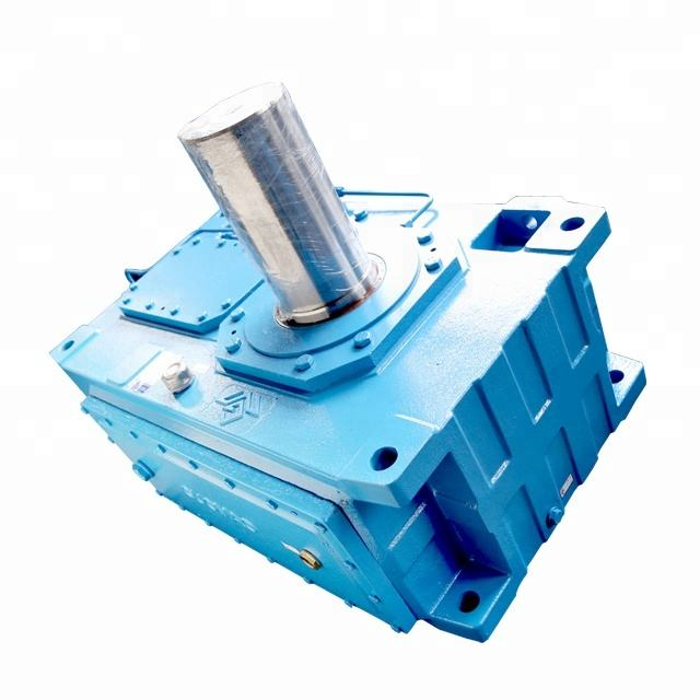 Small transmission 90 degree gearbox and hardened surface hoist gearbox