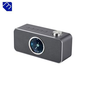 Fm Mini Speaker Bluetooth 2018 Alarme Relógio