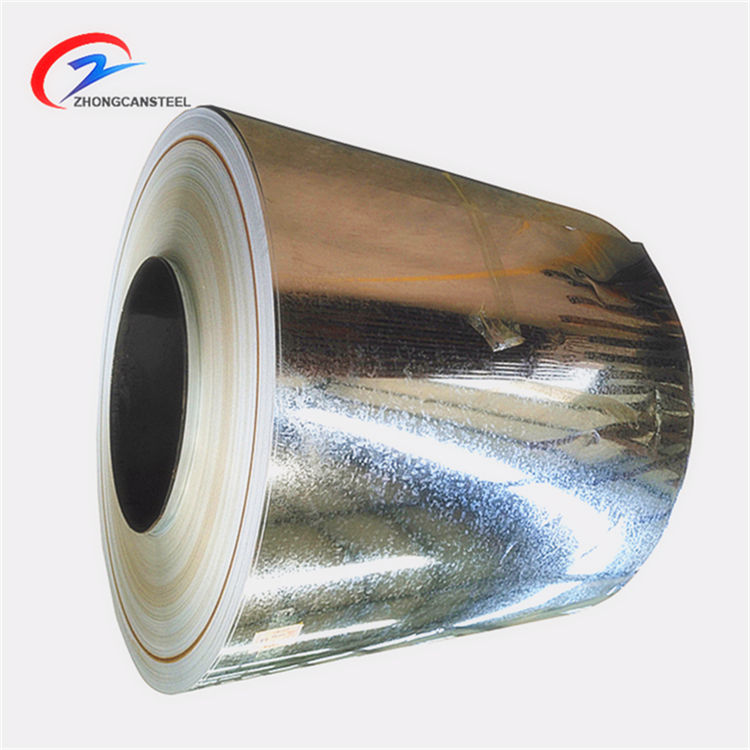 Factory Direct Supply DX51D hot dipped galvanized steel coil , Z275 Galvanized steel , G90 galvanized steel sheet price