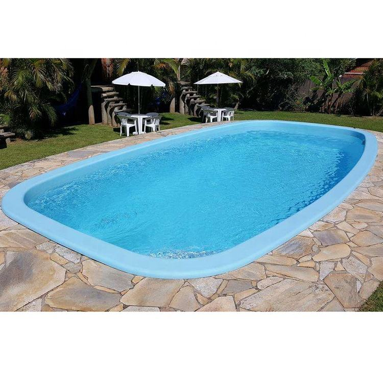 Glass Above Ground Small Family Outside Swimming Children Water Pool for Kids Swimming Pool