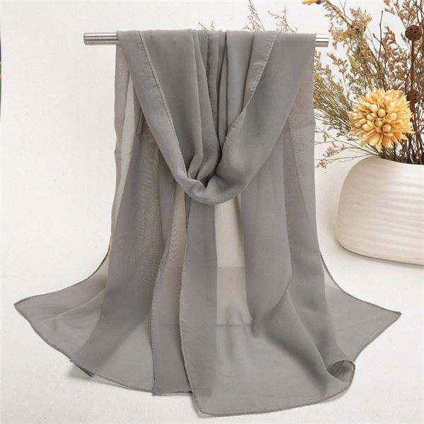 Factory supplier newest low price taffeta silk scarf on sale
