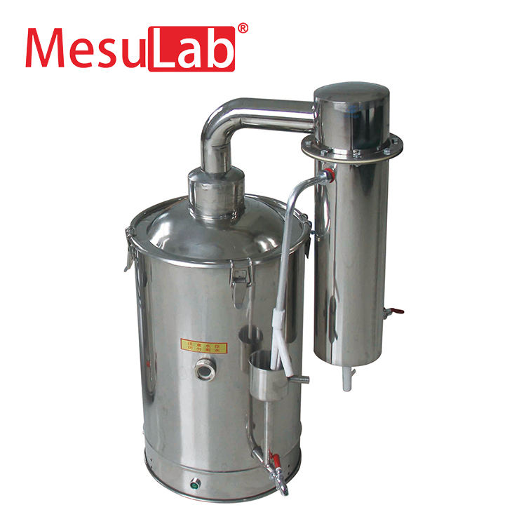 Hot buy portable lab industrial automatic distilled water making machine apparatus equipment for sale water distiller price