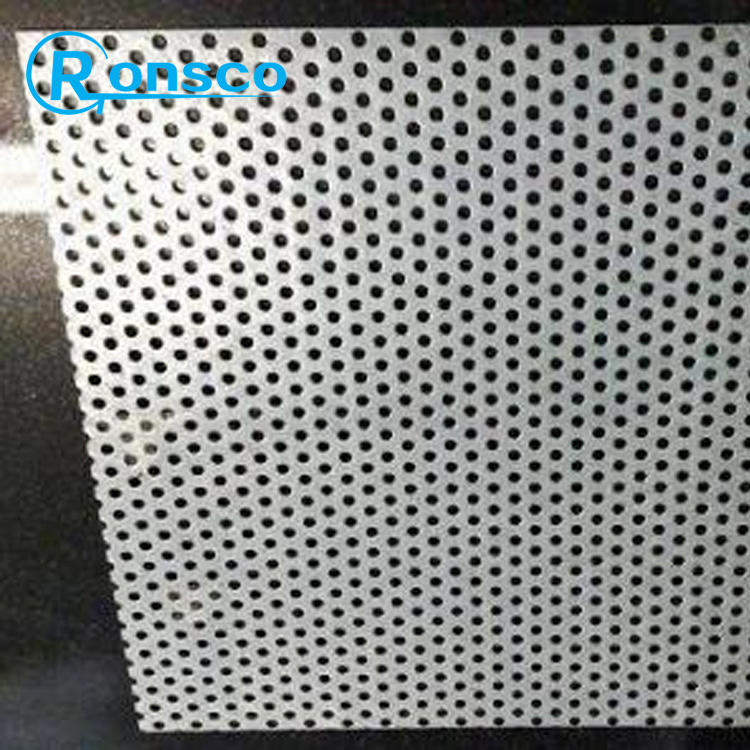 Decorative Stainless steel perforated steel metal plate in duplex, stainless steel, nickle alloy steel
