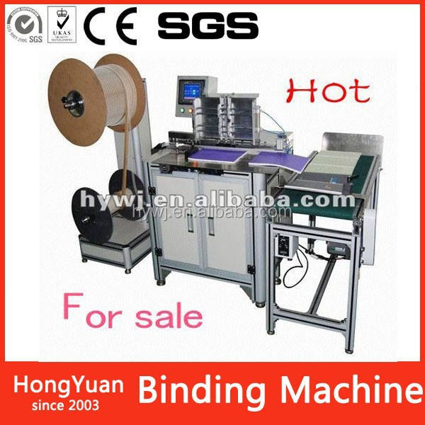 DWC-520A book binding machine supplier,used perfect book binding machine,line o matic machines(ruling book binding)