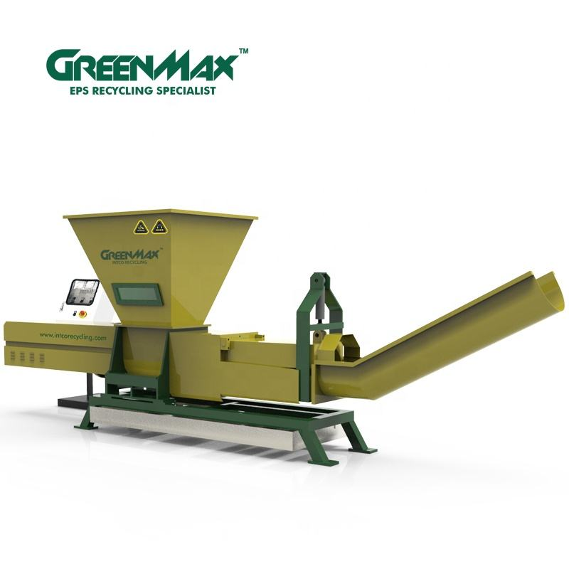 Hot sale PP/PE film recycling machine to dewater and compact plastic waste