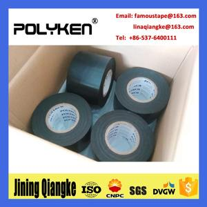 Polyken anti corrosione tubo in pvc wrap tape