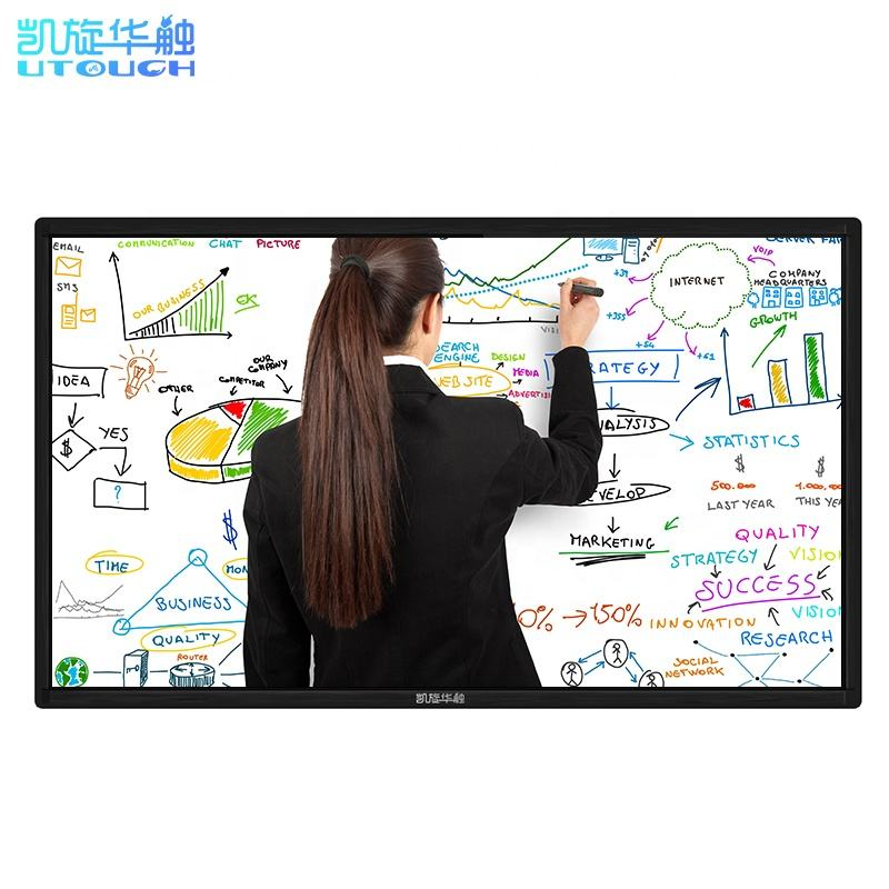 UTOUCH 55 inch Infrared touch screen monitor for conference and education