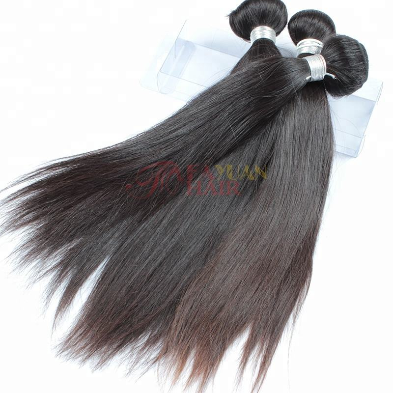 Queen Virgin Hair Brazilian Straight Wavy Mixed Lengths 14inch to 28inch Factory Price Natural Virgin Brazilian Weave Hair