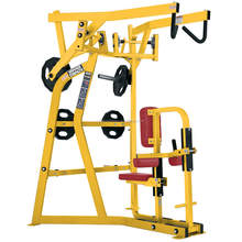 Iso-Lateral High Row Gym Equipment Exercise Fitness Machine For Gym