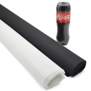 100% gerecycled Polyester non-woven duurzame stof