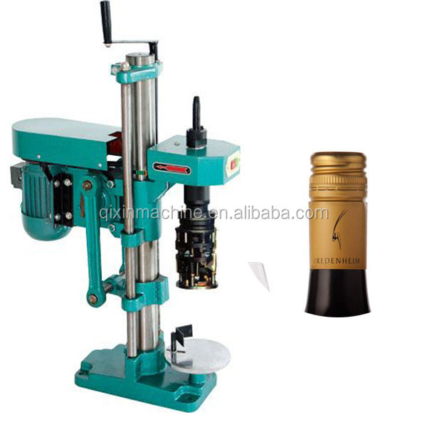 bottle capper machine bottle capping machine for wine factory
