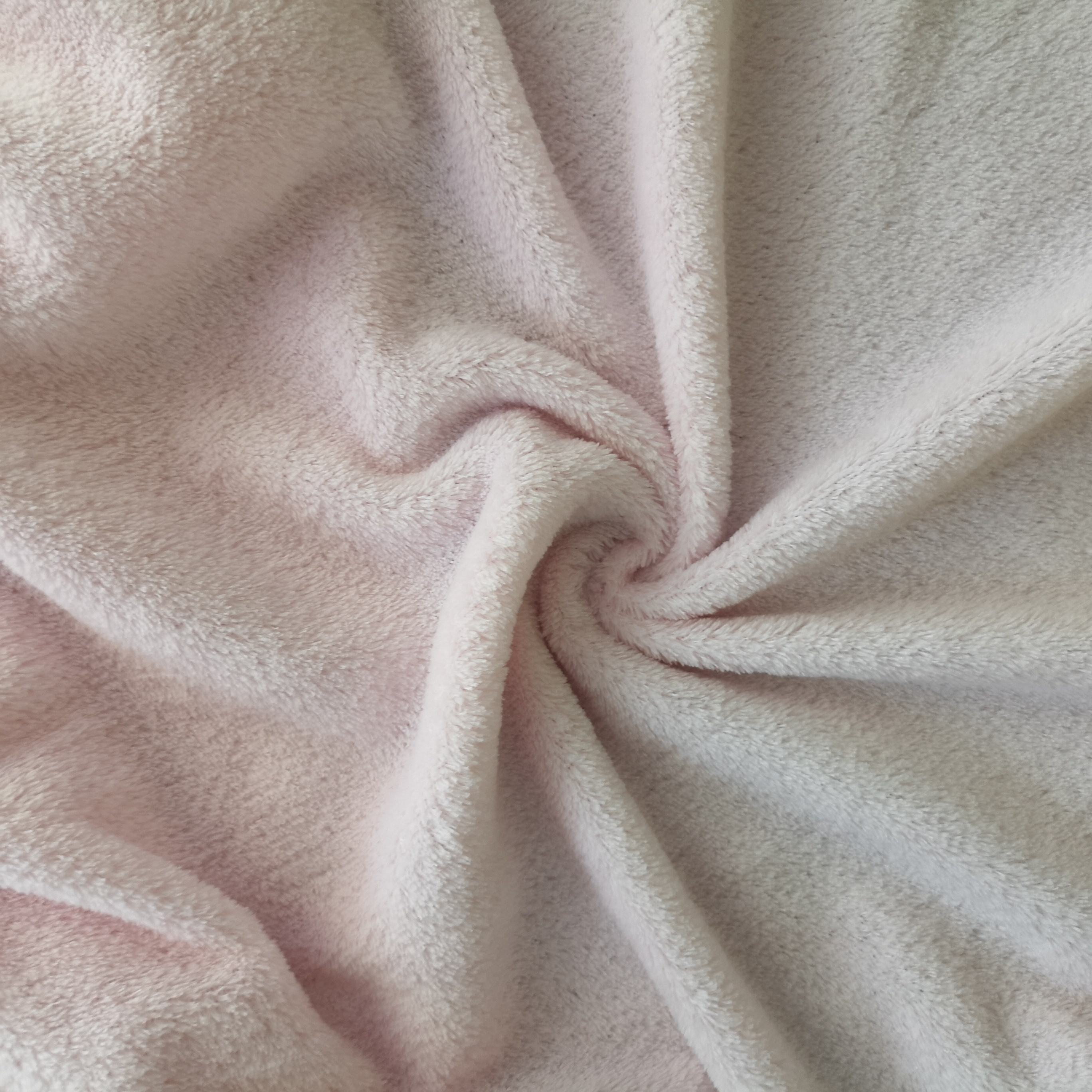 Cheap knitted coral fleece 100% polyester fabric single double-sided for pajamas blankets toy fabric