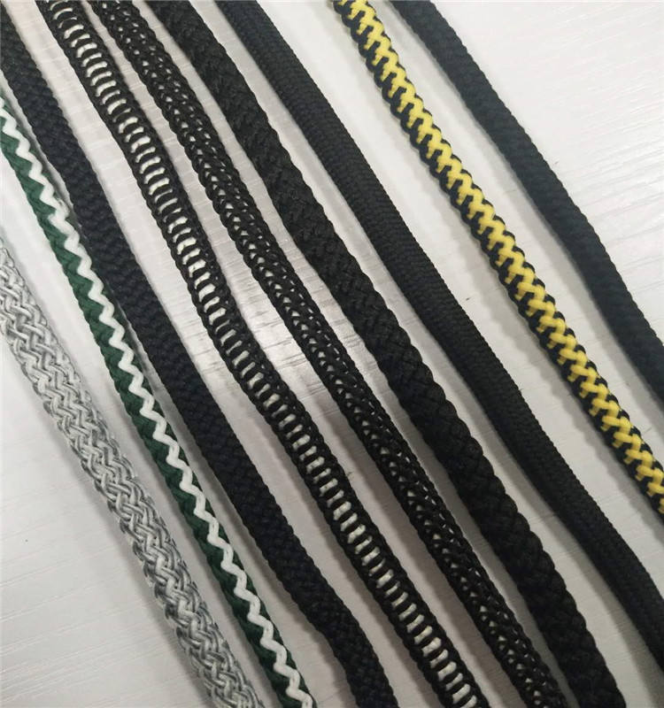 round polyester cord pant cords for garment accessories