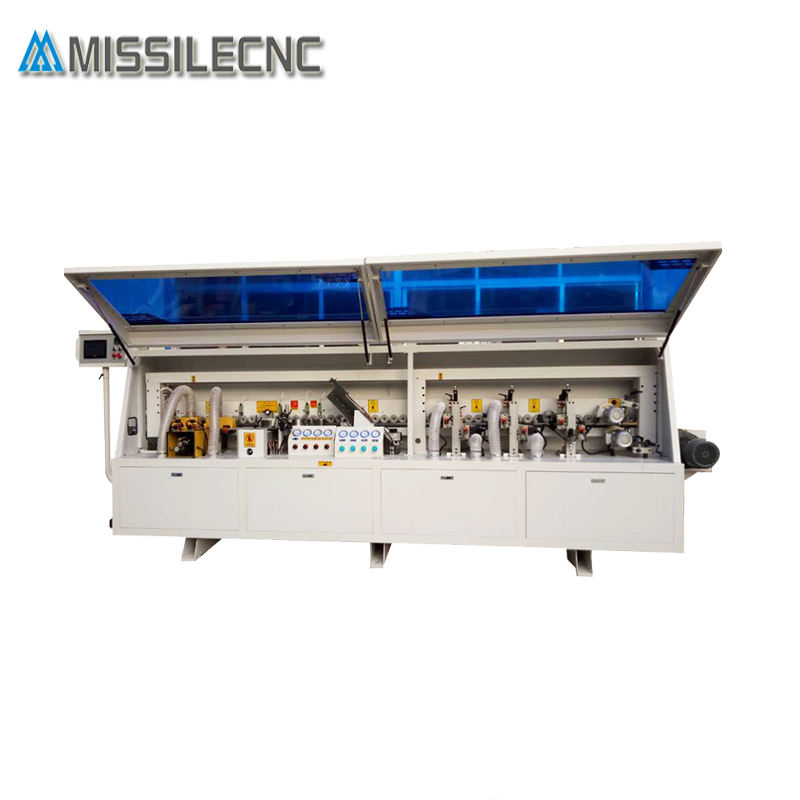 portable full automatic pvc mdf wood edge banding machine price for sale