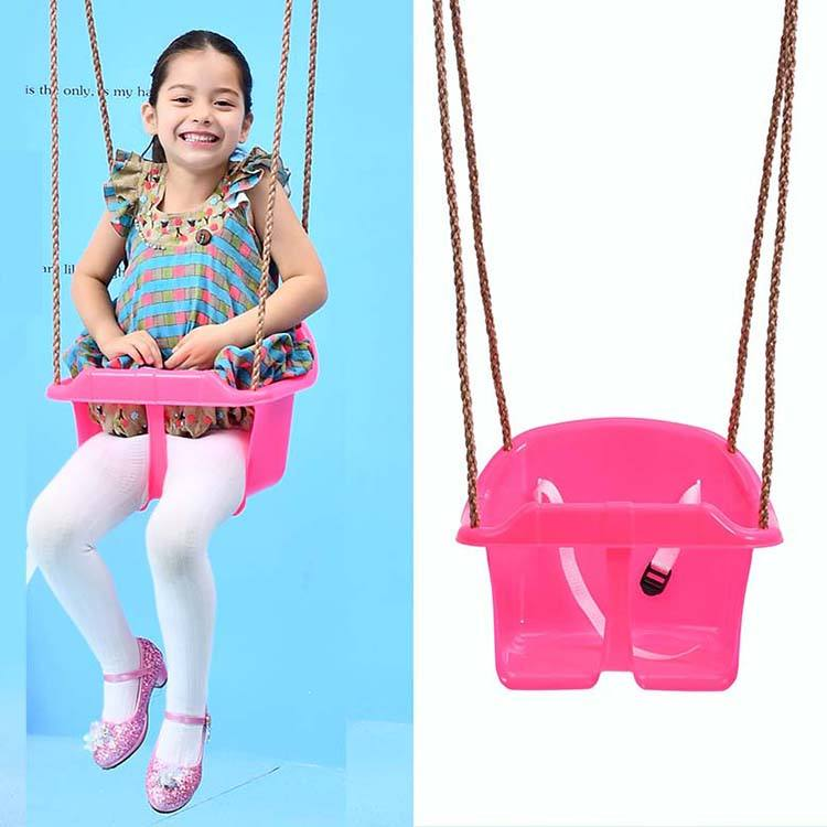 brand wholesale best price selling toddler plastic toys swing hanging swing chair sets