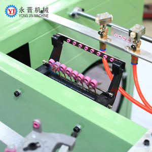 Automatic small sampling warping machine high speed