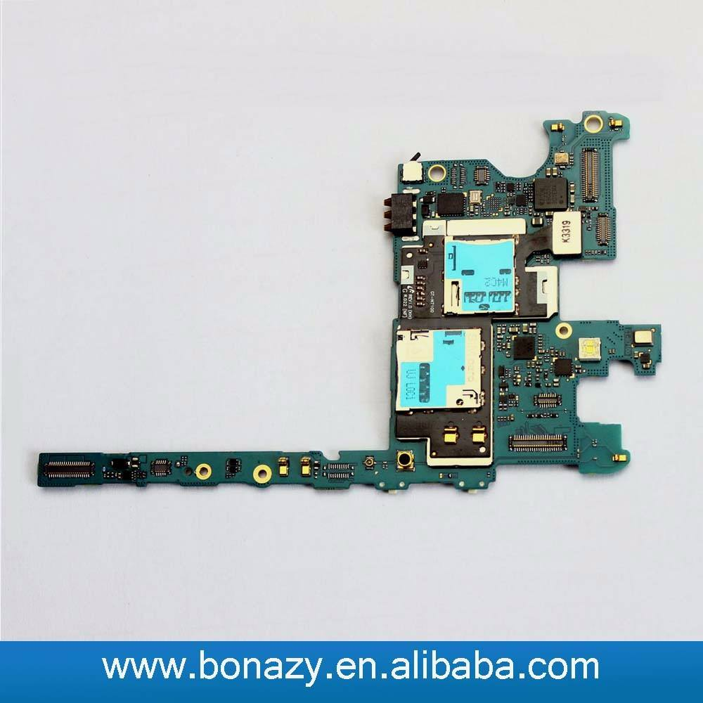 Para Samsung Galaxy Note 2 N7100 placa base reemplazo original de calidad N7105