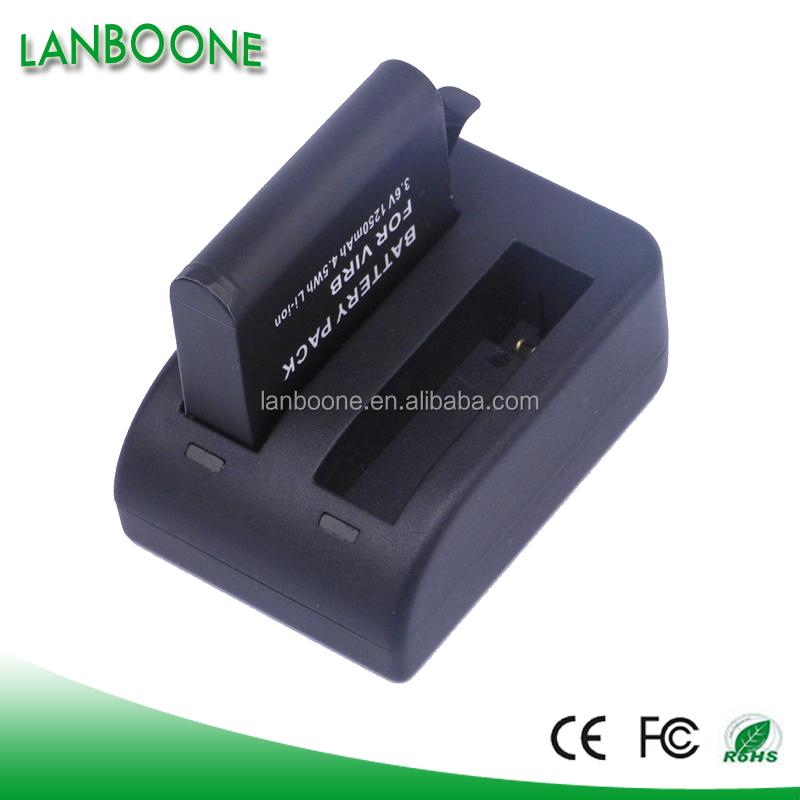 Bateria 1000mAh 3.7V Li-Ion para GARMIN Virb Ultra 30 Ultra 30 HD Action Cam