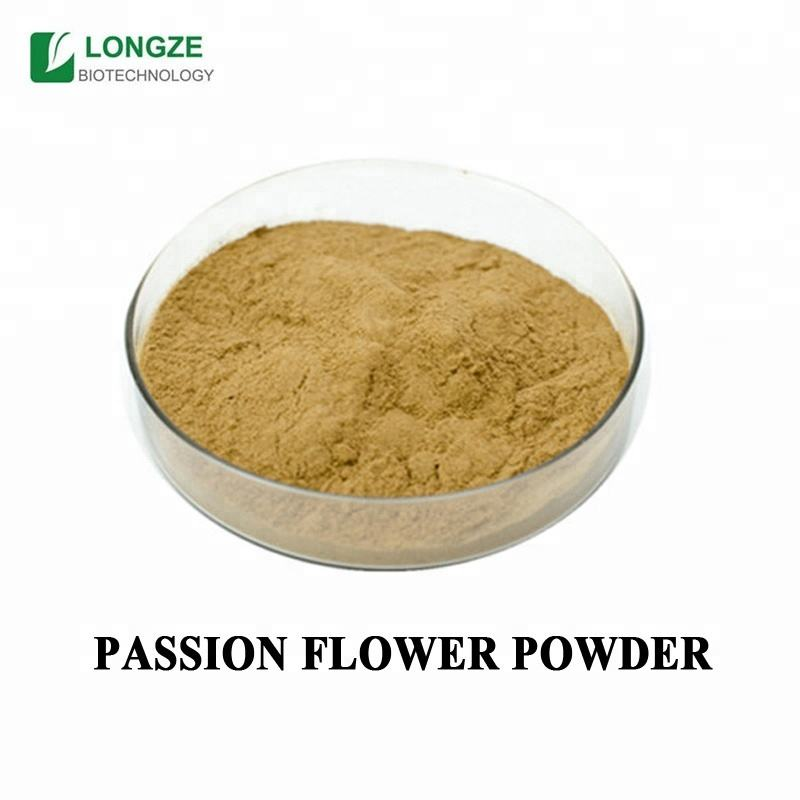 Pure Natural plant extract of Passion Flower P.E/Flavones 4% Passion Flower Extract powder/Passiflora incarnata L.