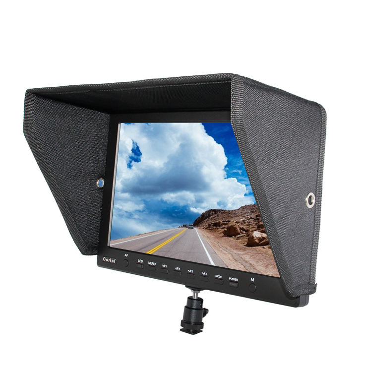 Full HD 10 inch led monitor sunvisor tft lcd monitor 4:3